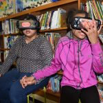 Special ed students celebrate Earth Day through virtual reality