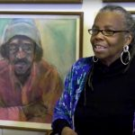 North Side artist Evelyn Patricia Terry curates 'little gem' gallery