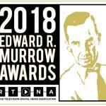 NNS wins two prestigious Edward R. Murrow awards
