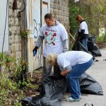 Nearly 1,000 volunteers participate in massive Harambee cleanup