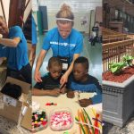 Kohl's Facility Day at Penfield Montessori