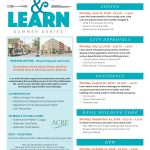 Lunch & Learn Summer Series offers helpful training for developers