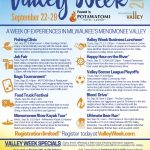 Valley Week 2018 runs September 22-29
