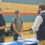 About 100 young adults take advantage of job and resource fair geared to them
