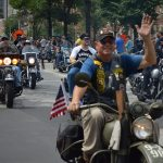 Thousands ride in Milwaukee for Harley-Davidson's 115th Anniversary Parade
