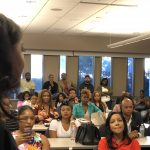 'Blueprint Bootcamp' inspires black and Latino entrepreneurs