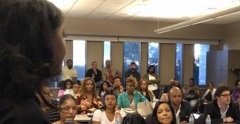 'Blueprint Bootcamp' inspires black and Latino entrepreneurs