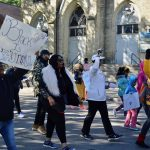 Black Women's Empowerment March honors Vel R. Phillips