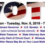 Nov. 6 election info from League of Women Voters of Milwaukee County