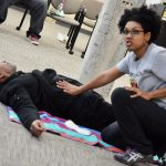 UMedics trainers teach urban first aid for gunshot victims