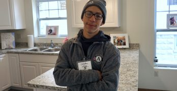 MCC YouthBuild trainee learns construction skills, sets sights on college