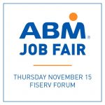 ABM Job Fair at Fiserv Forum