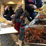 Free pre-Thanksgiving meal of African and Jamaican cuisine for 400 needy