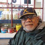 On the block: A lifetime activist
