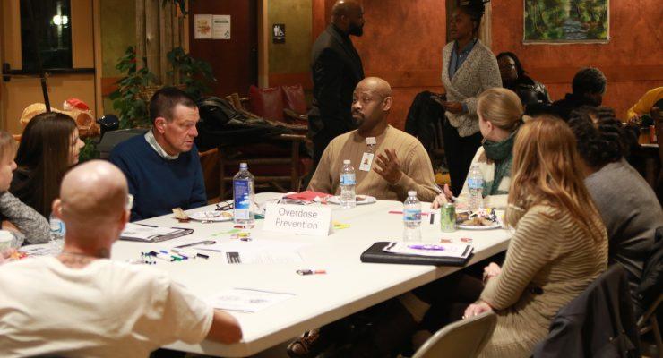 Drug task force seeks community input on how to tackle epidemic