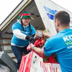 Kohl's associates deliver 750 holiday gifts to Penfield Children's Center