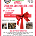 Circulate MKE Local Entrepreneur Market on Sat. Dec 8th