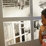 San Quentin Prison exhibit shows boys stark portrait of life gone wrong