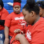 Light & Unite Red educates young people about substance abuse