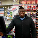 On the Block: Snow day at Walgreens