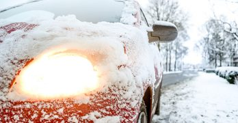 Nine tips for safe winter driving