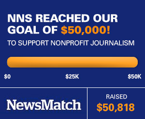 NNS Reached our goal of $50,000!