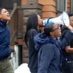 'We deserve to feel safe in our own skin:' North Division students march for Black Lives Matter