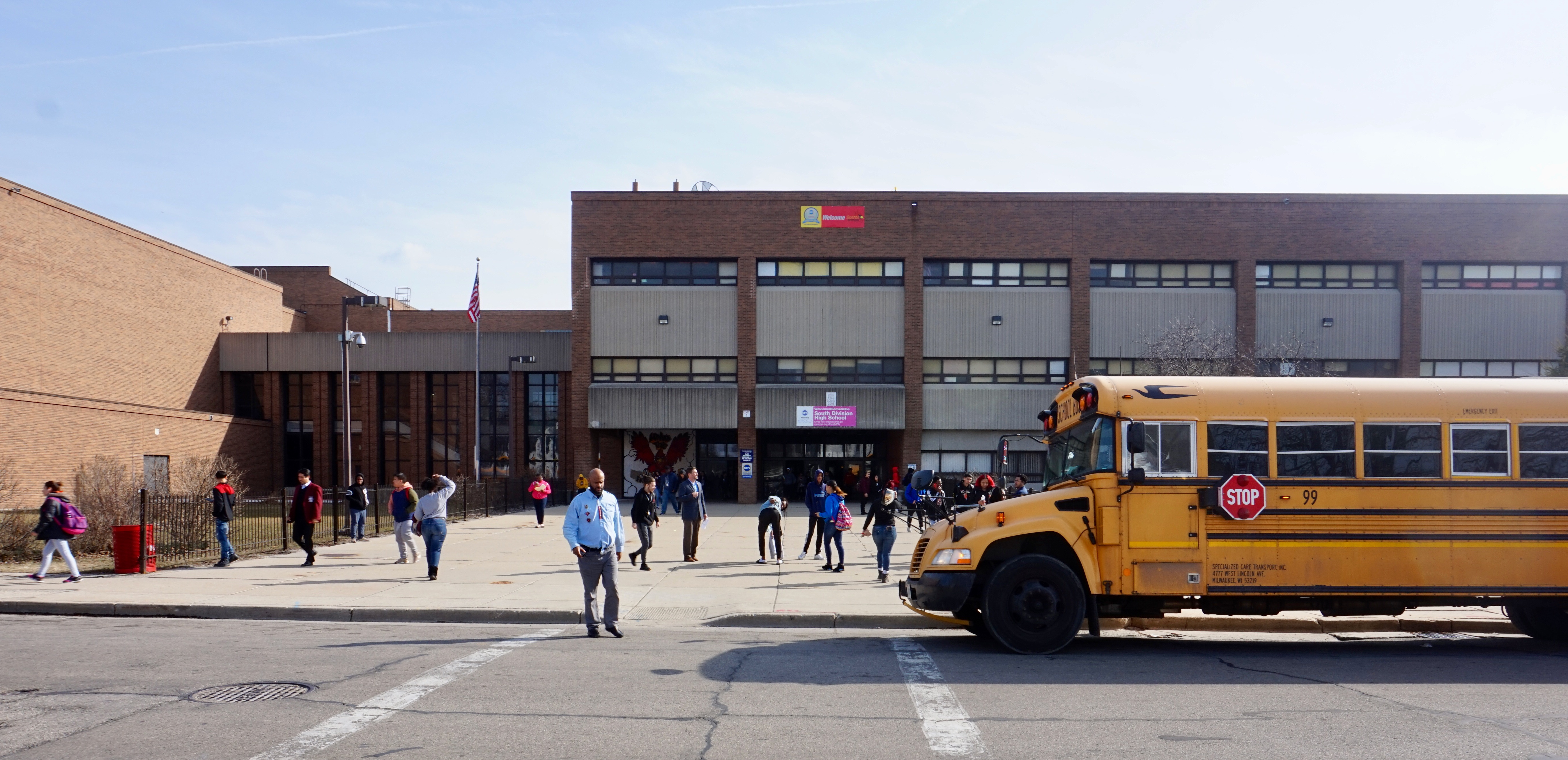 As school board election nears, students tell us what they