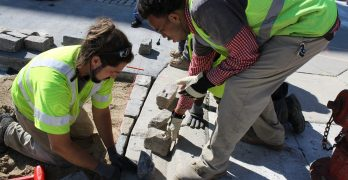 Landscaping enterprise employs Lindsay Heights residents who face hiring barriers