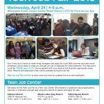 Teen Job Fair 2019 from Milwaukee Public Library