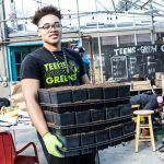 Teens Grow Greens is growing… to the South Side of Milwaukee!
