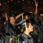 Adult graduates finally get their day in the spotlight