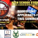 Four week summer media camp for teens