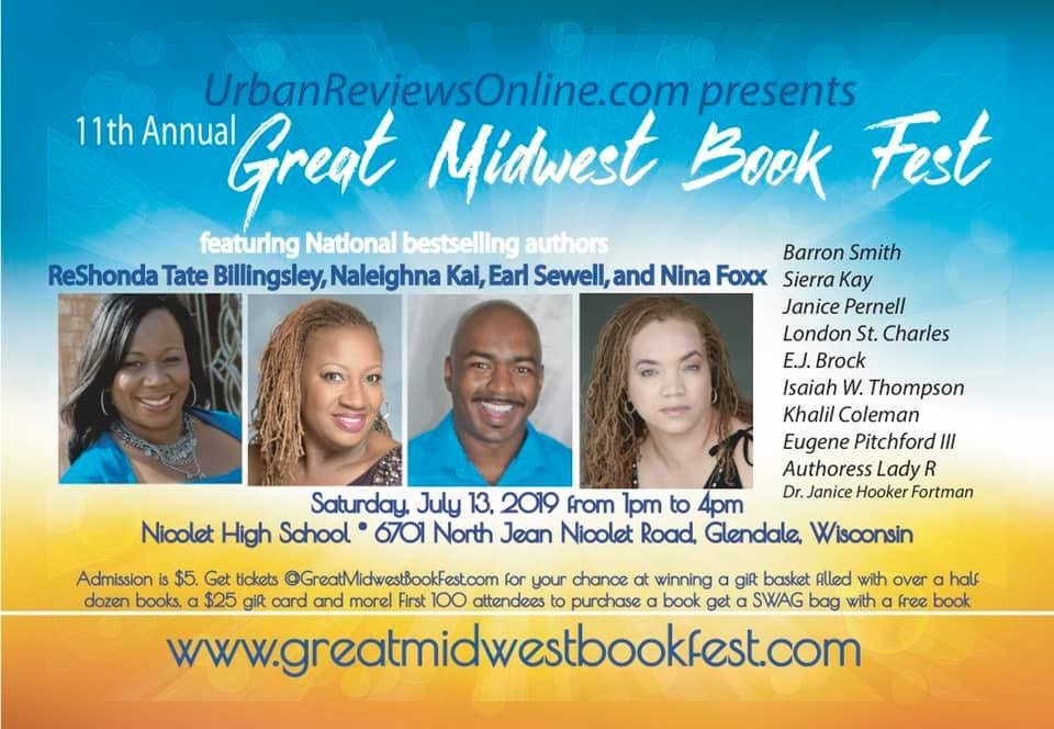 11th Annual Great Midwest Book Fest
