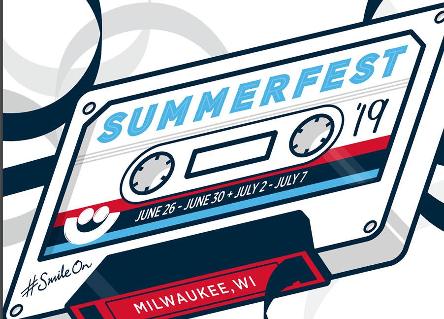 Summerfest graphic