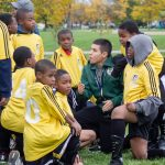 NNS Spotlight: America SCORES Milwaukee teaches youths teamwork through service and soccer