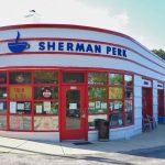 The story of Sherman Perk: How a salvaged bit of the city's past became a community gathering spot