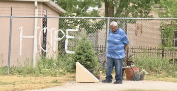 NNS Video: 'There's a better way to live':  A community garden that's so much more than that