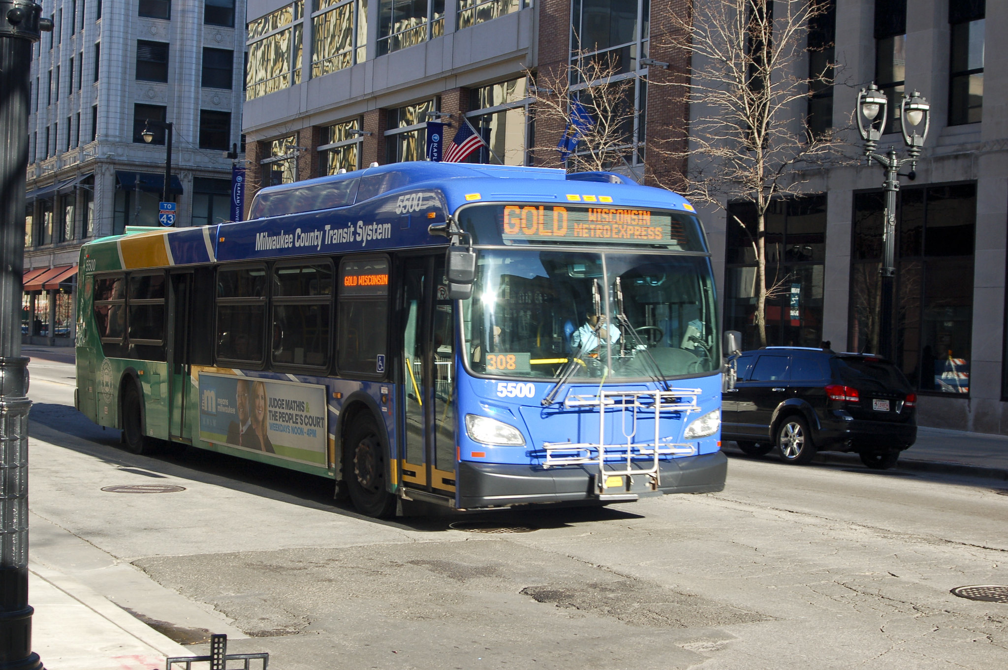 Bus routes throughout Milwaukee County will change beginning March 7. Here's what you need to know.
