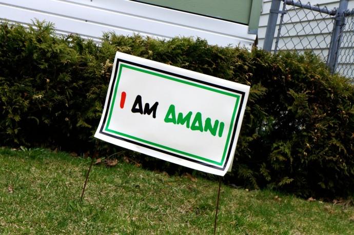 How Amani's newest ambassador Maricha Harris plans to serve community